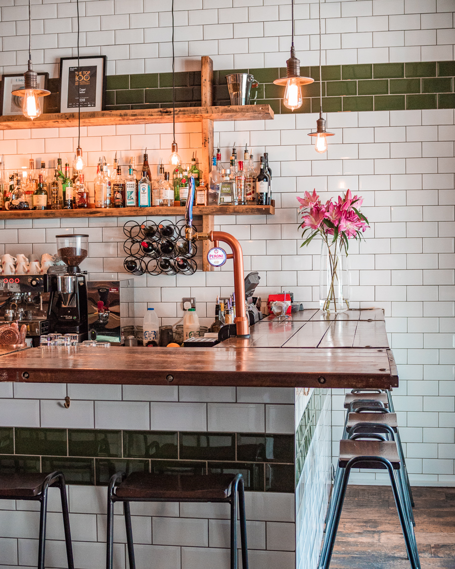 Places To Eat in Belfast: Coppi