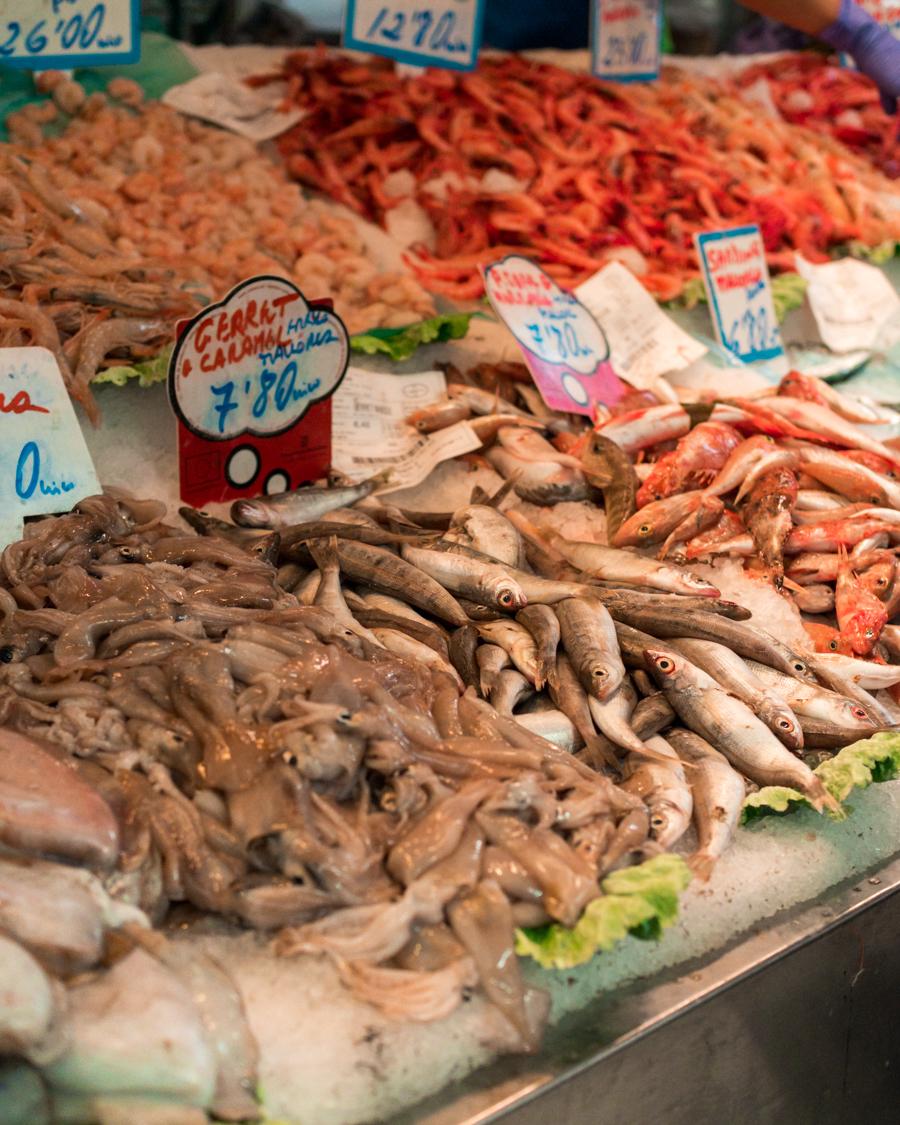 mercat de s'olivera palma