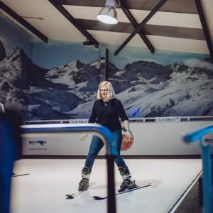 Chel-Ski: Indoor Skiing in Central London!