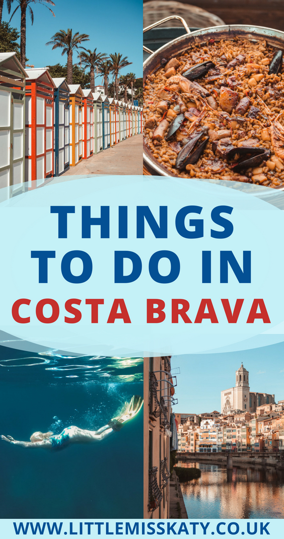 Things to do on the Costa Brava. Planning a summer holiday? Here are my suggestions for 21 things to do in Costa Brava, including medieval villages, fun activities, restaurants and museums. Catalonia / Spain.