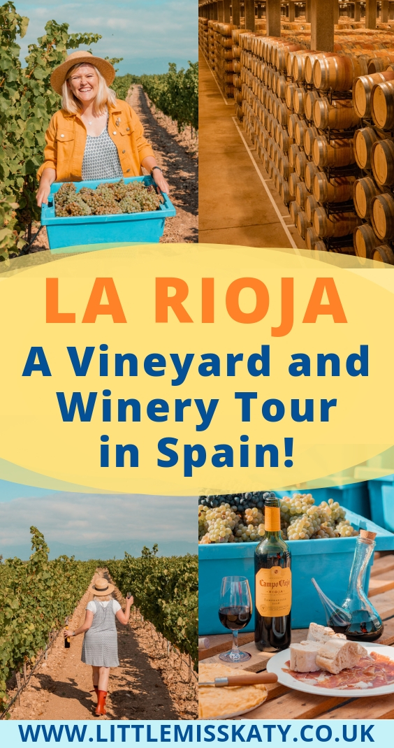 Rioja wine tour with Campo Viejo