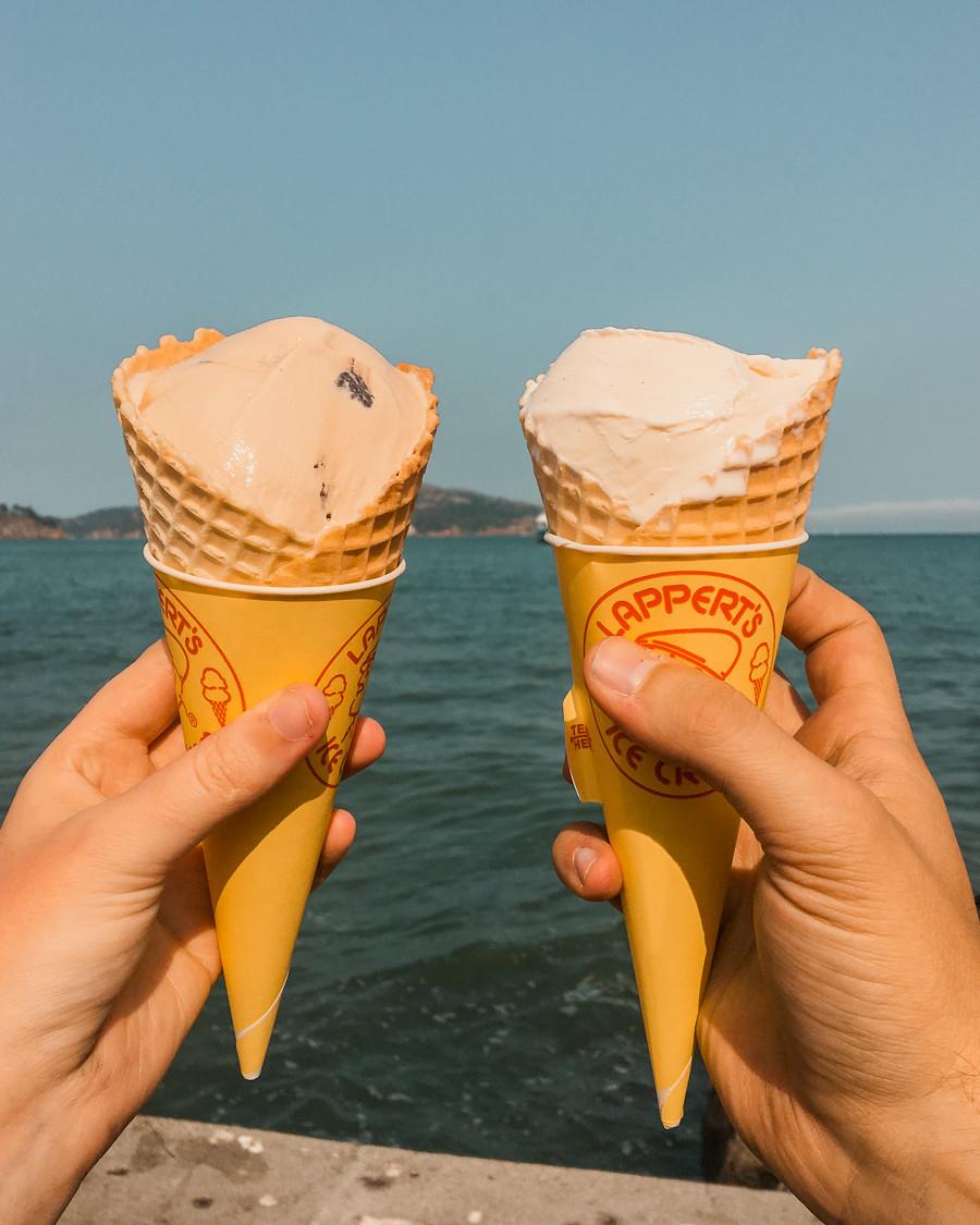 lappert's ice cream sausalito