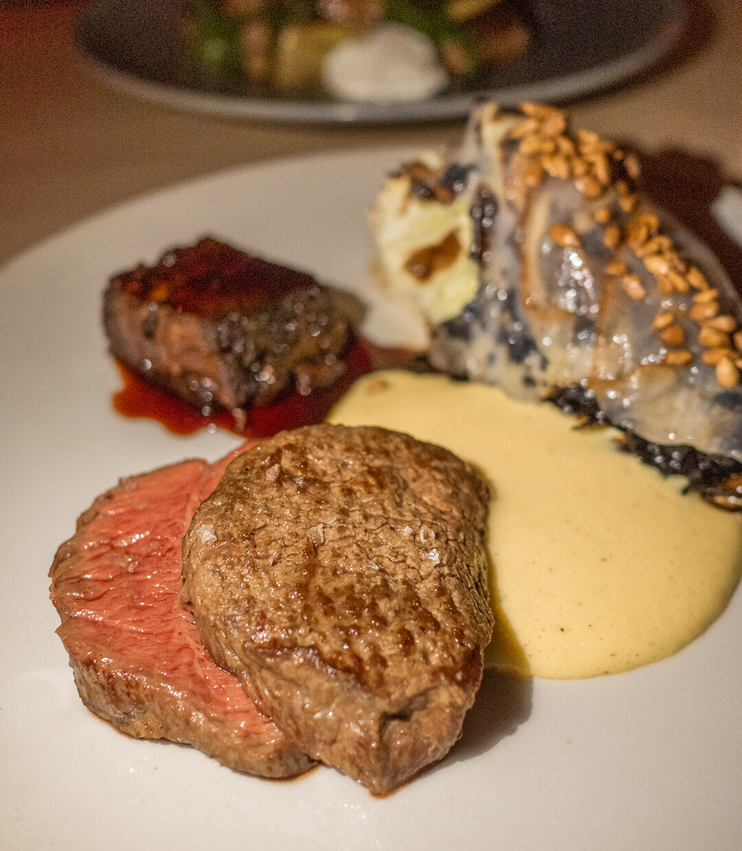 Number 10 restaurant, Jersey Channel Islands