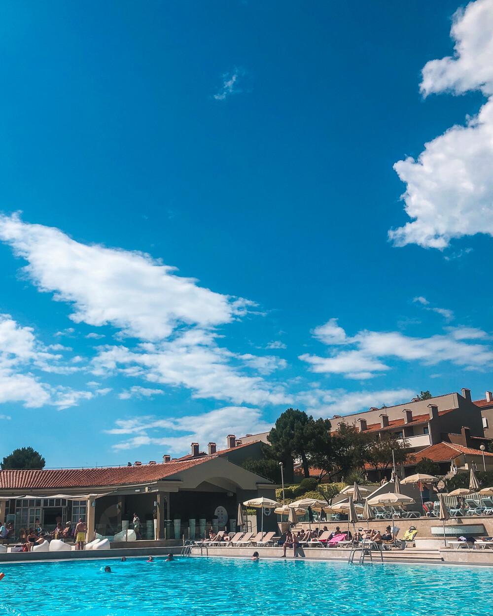Park Plaza Histria Pula in Croatia