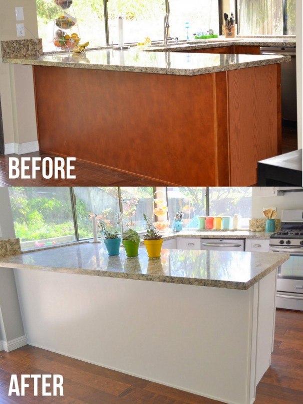 Painting Kitchen Cabinets Satin Or Semi Gloss