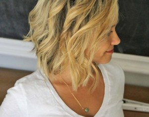 How To Style Beachy Waves