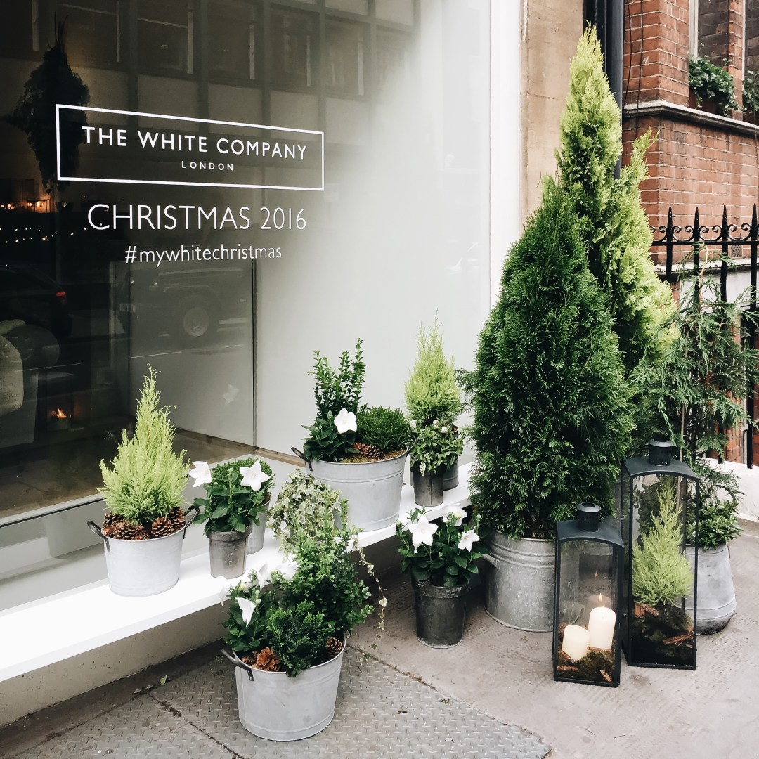 The White Company Christmas 2016 Preview