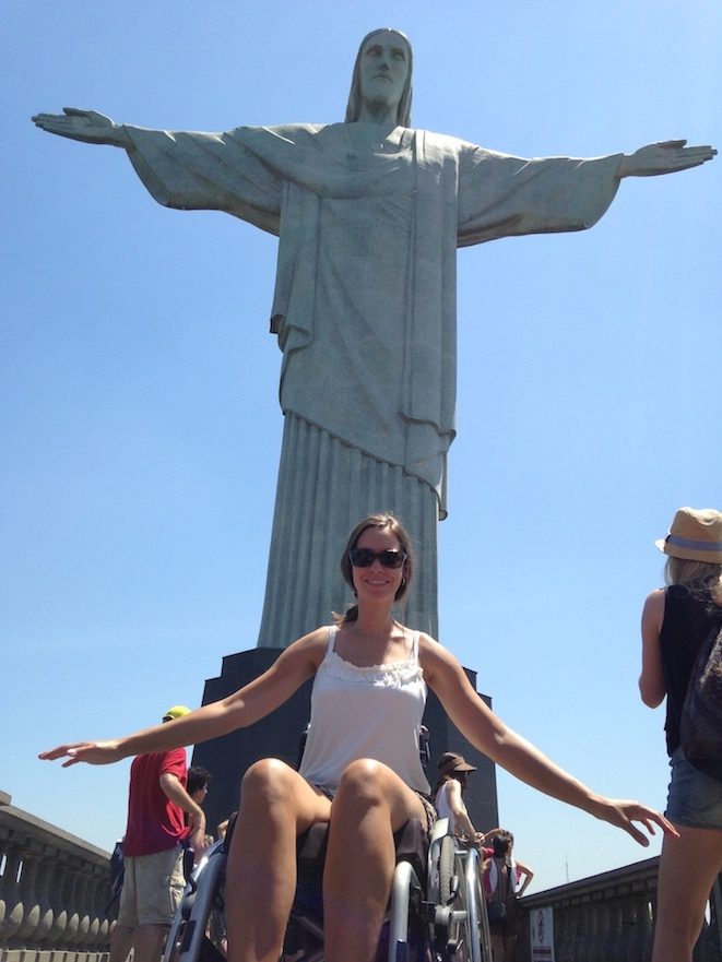 I believe I can fly - Cristo Redentor
