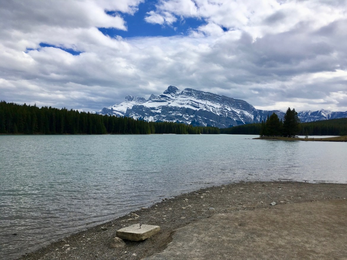 Two Jack Lake in Banff NP ©