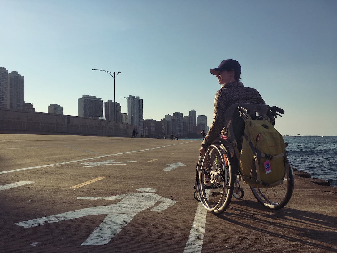 Accessible Lakefront Trail | Little Miss Turtle