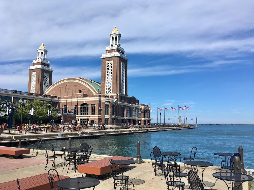 Navy Pier Chicago | Little Miss Turtle