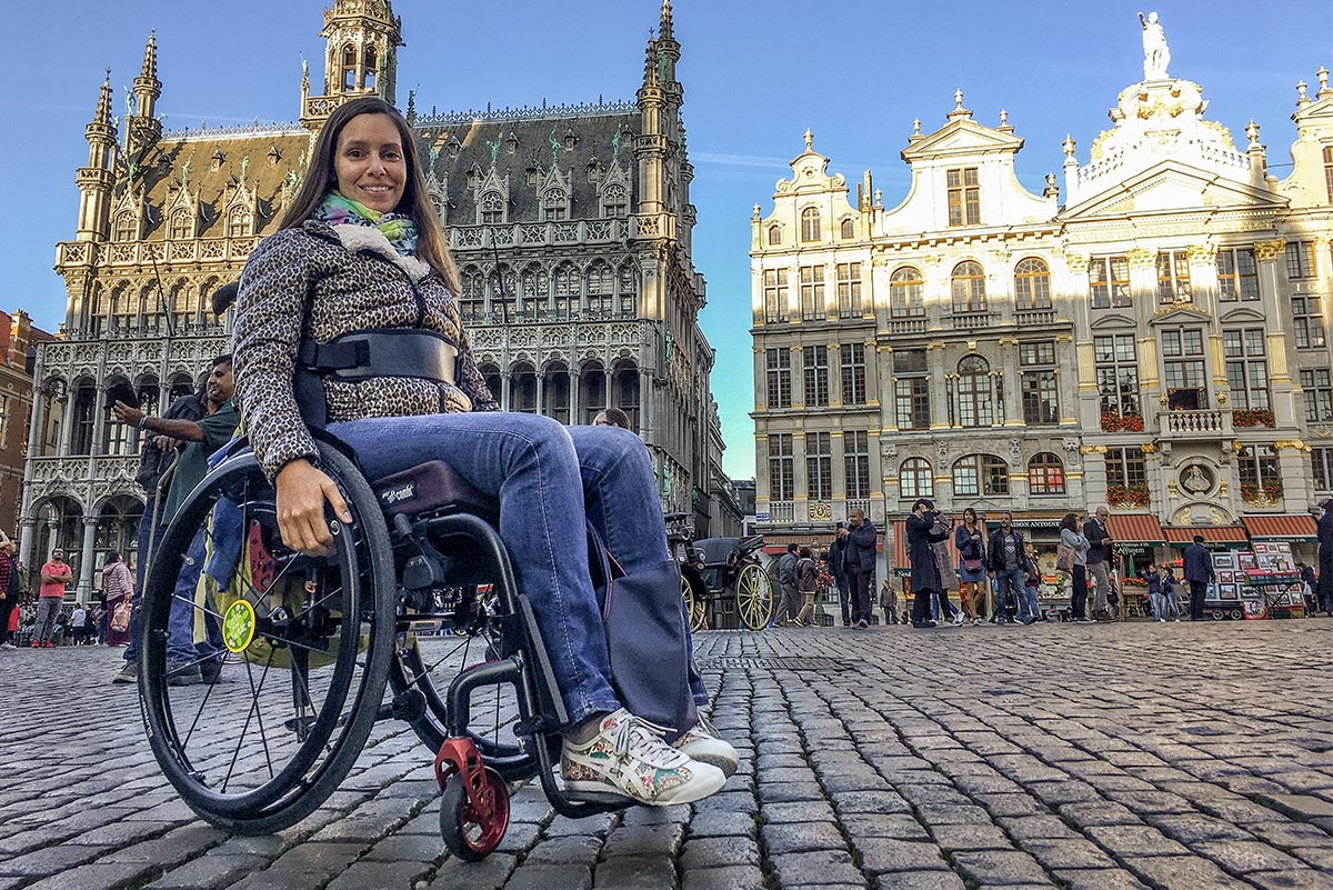 6 wheelchair accessible things to do in Brussels | Little Miss Turtle | Wheelchair Travel Blog