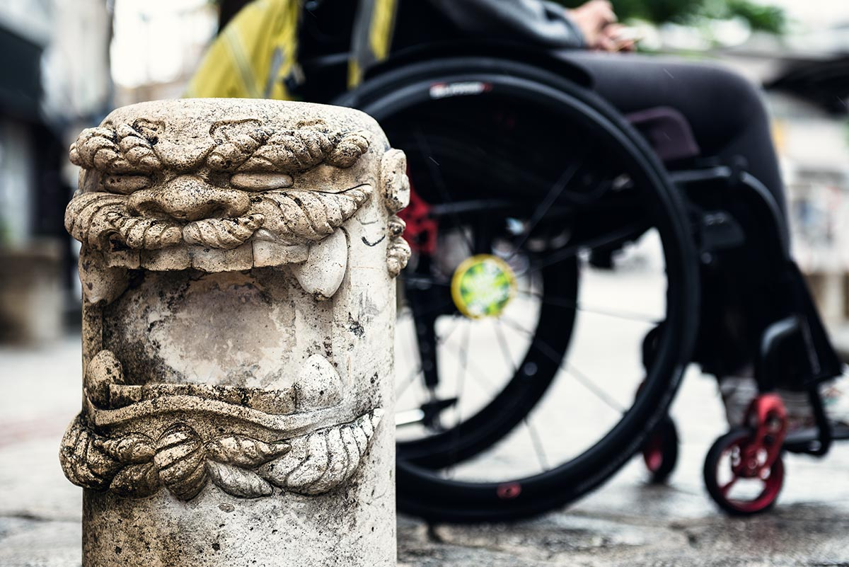Okinawa in a wheelchair | Accessibility Review | Little Miss Turtle | Wheelchair Travel Blog