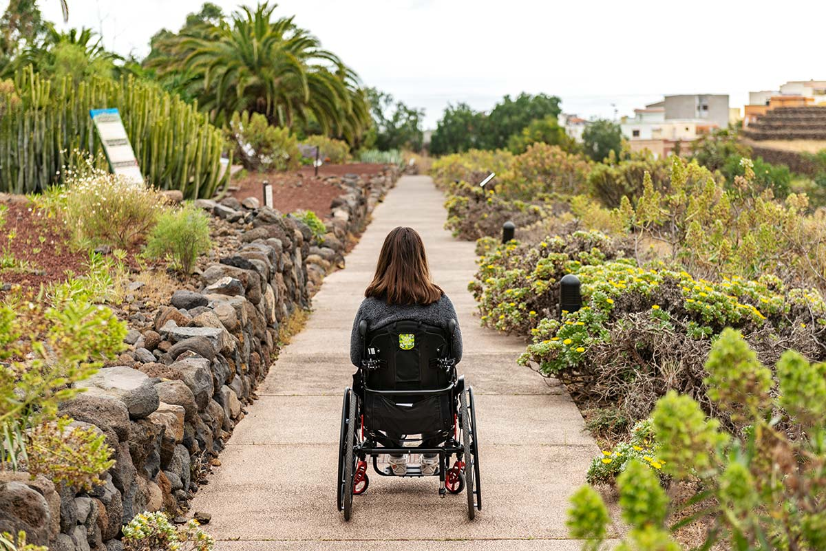 Accessible walkway