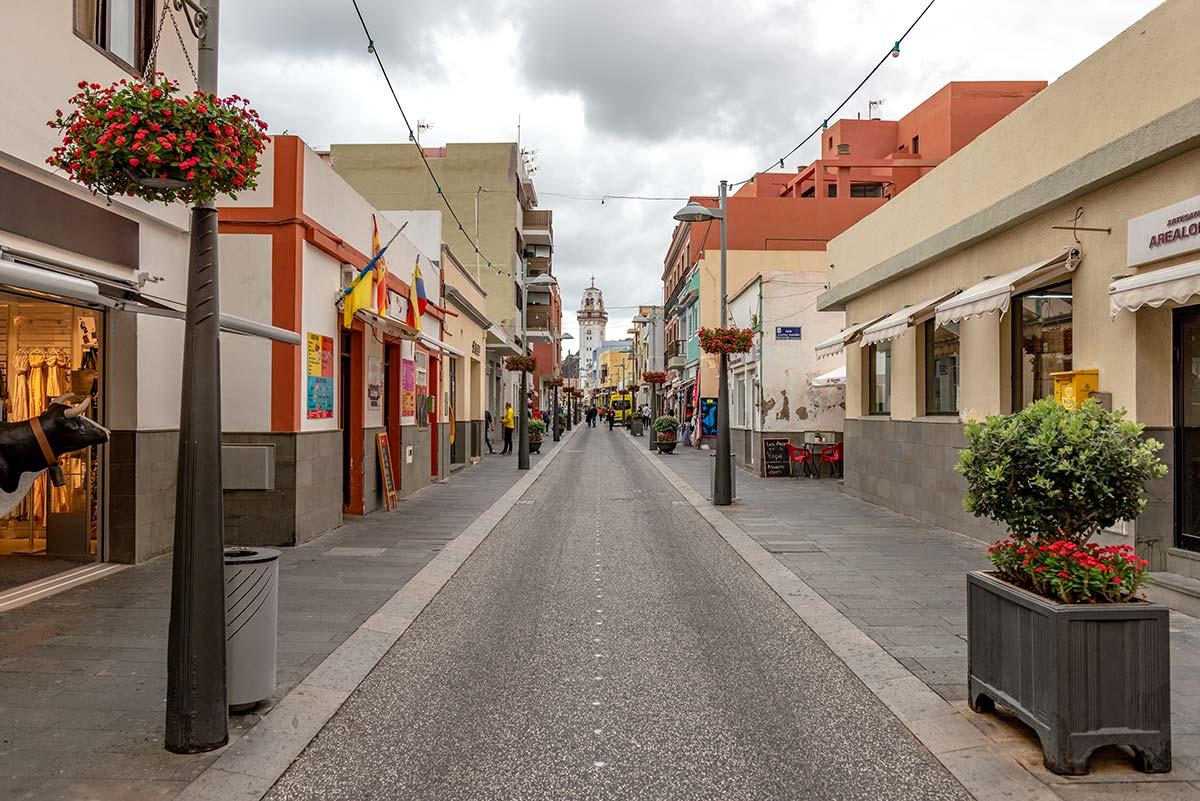 Candelaria in Tenerife