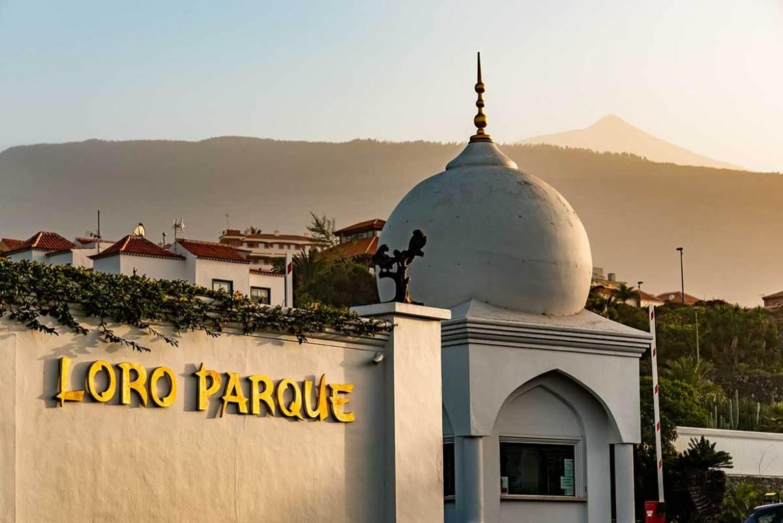 Loro Parque in Puerto de la Cruz ©