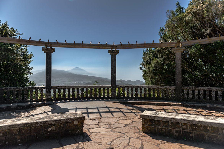 Mirador del Carmen in Anaga Rural Park ©