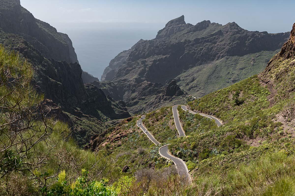 Roadtrip to Masca Tenerife