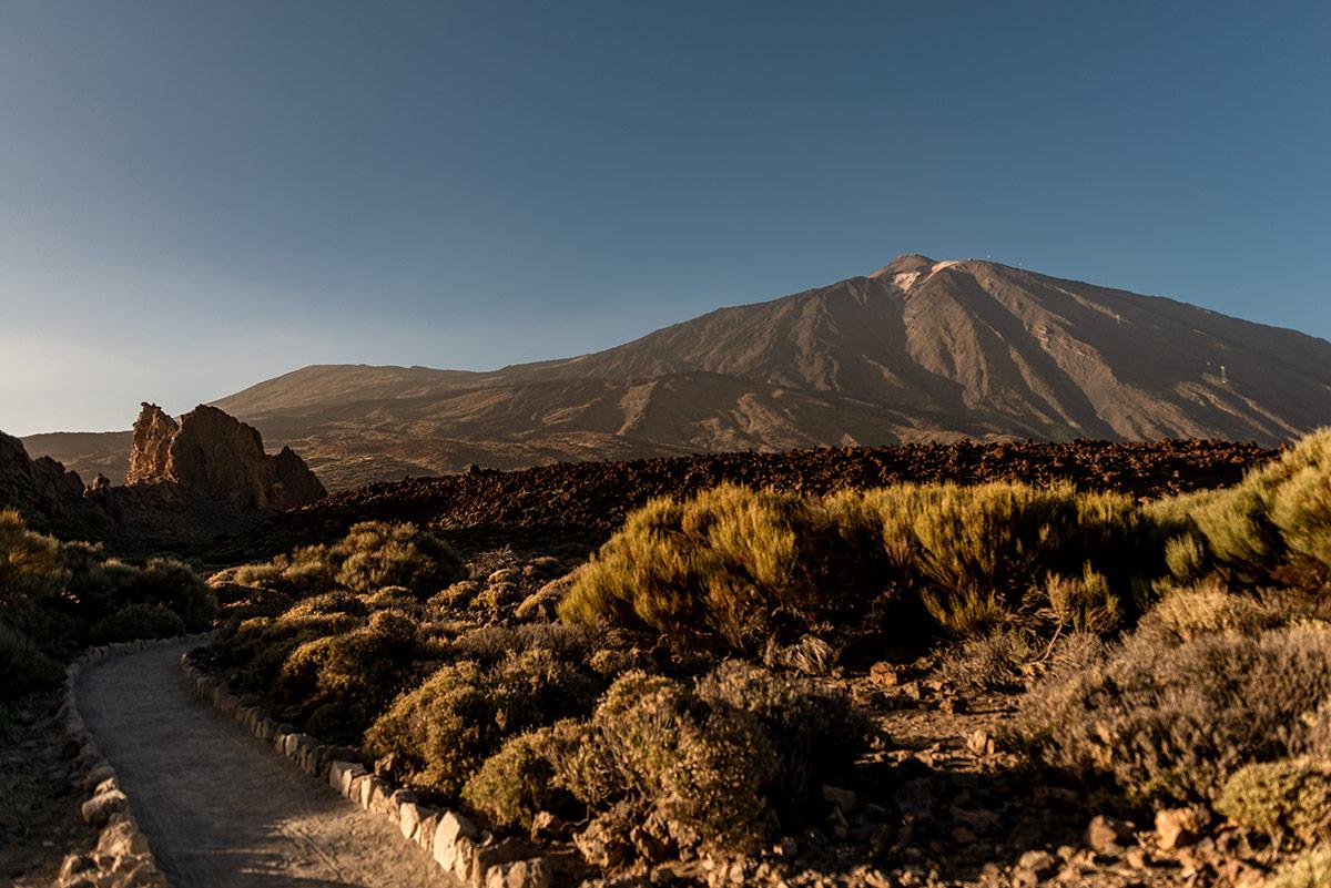 Roques de García Trail