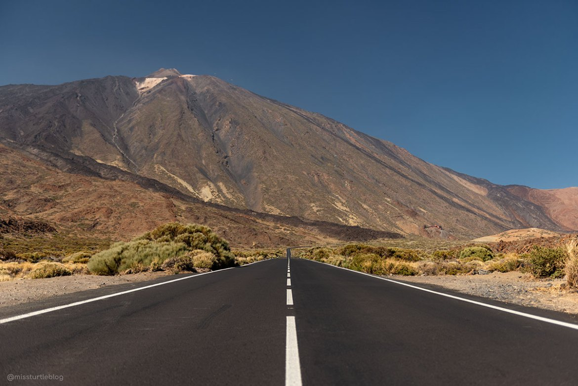 Teide National Park Tenerife ©