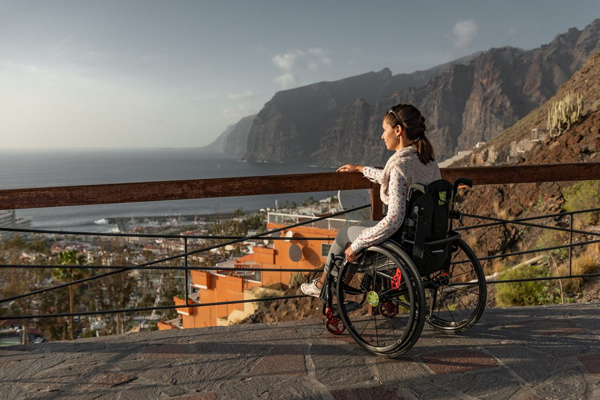 Wheelchair-accessible Mirador Archipenque ©