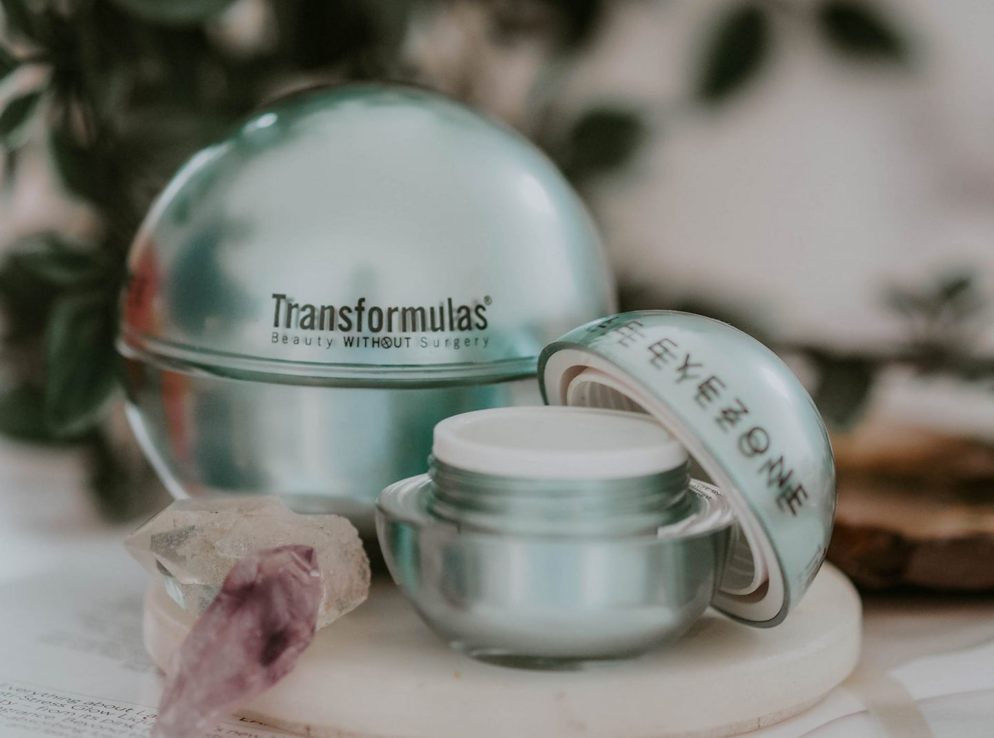 Transformulas Skincare Review Beauty Without Surgery Marine Miracle Creme Eyezone Little Miss Kate Winney