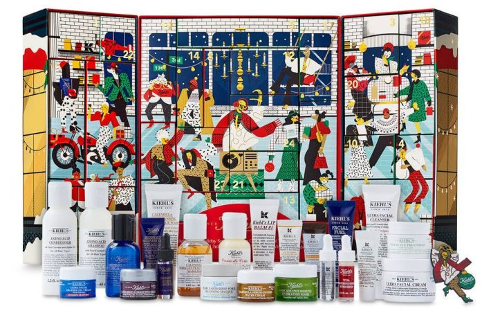 Kiehls Beauty Advent Calendar 2020 Little Miss WinneyRevolve Beauty Advent Calendar 2020 Little Miss Winney