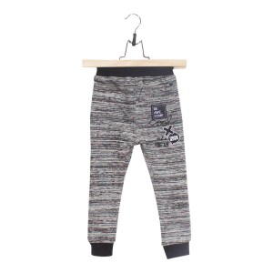 LUCKY NO. 7 | PROUD TO BE LOUD - REBELLIOUS SWEAT PANTS WITH BADGES