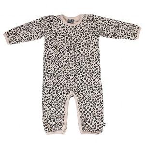 KIDS-UP BABY | HELDRAGT MED LEOPRINT - ROSA