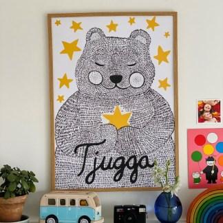 TJUGGA | PLAKAT - TJUGGA