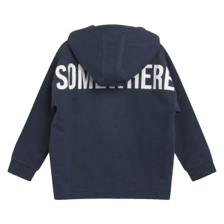 HUST AND CLAIRE | SNORRE SWEATSHIRT - NAVY