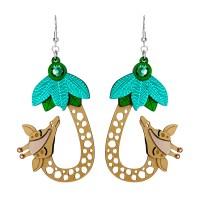 Giraffe Earrings | Little Moose | Quirky jewellery and ...