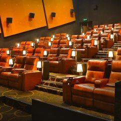 Sofa Lounger Sleeper 3 Seat Recliner Covers Cinema/multiplex | Littlenap