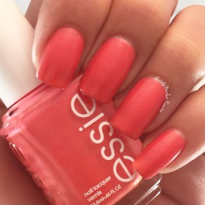 Essie nail polish swatch in Sunday Funday