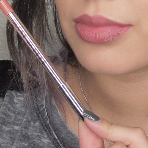 Marc Jacobs Beauty Poutliner Longwear Lip Liner Pencil in Primrose