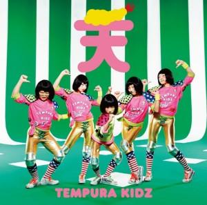 TEMPURA KIDZ - ONE STEP