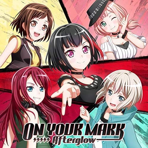 Afterglow - ON YOUR MARK 歌詞 PV