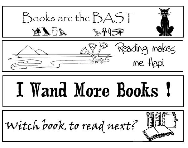 Bookmarks Little Pagan Acorns