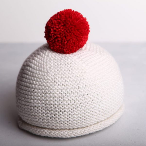 The knit kit company baby hat