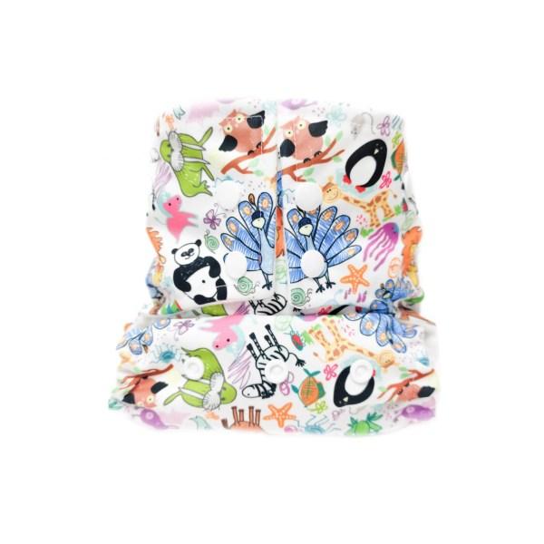couches bébé lavables drawing