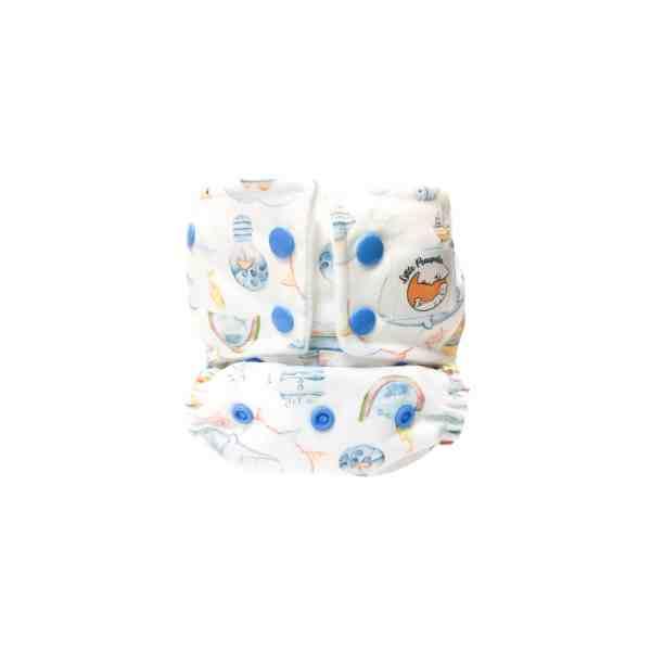 couches bébé lavables marceau