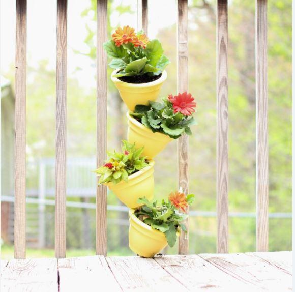 creative balcony garden ideas - boisholz, Haus garten