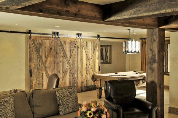 Rustic Interior doors ideas