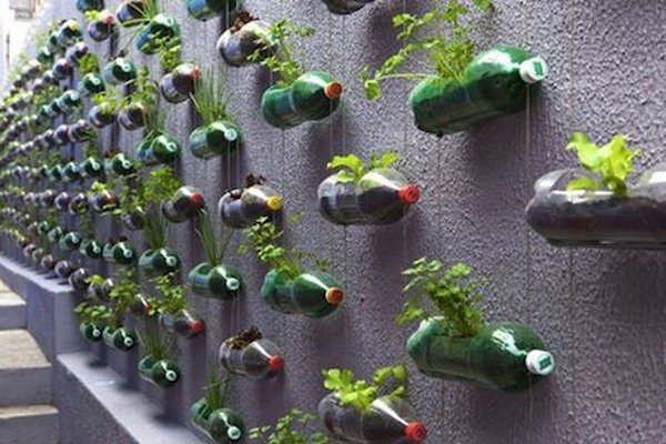 DIY Balcony Vertical Garden Ideas LittlePieceOfMe
