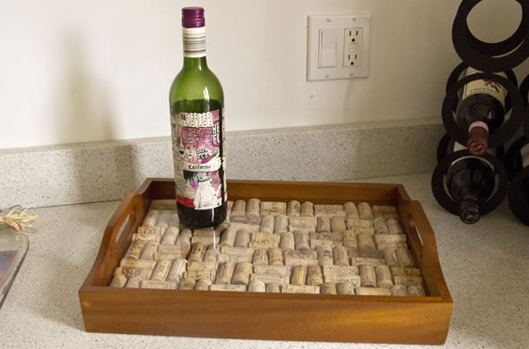 What to do with wine corks  Little Piece Of Me