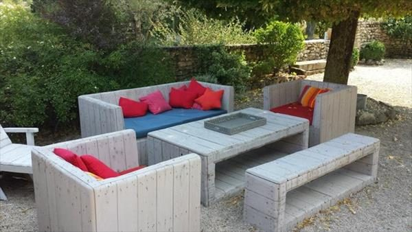 DIY garden furniture ideas  Little Piece Of Me