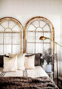 Old window frame decorating ideas - Little Piece Of Me
