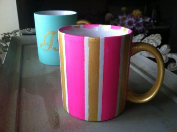 Creative Diy Painted Mugs Ideas Little Piece Of Me