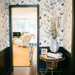 Ideas To Decorate Living Room Cheap Design 26 Hallway Wallpaper Decorating - Little Piece Of Me