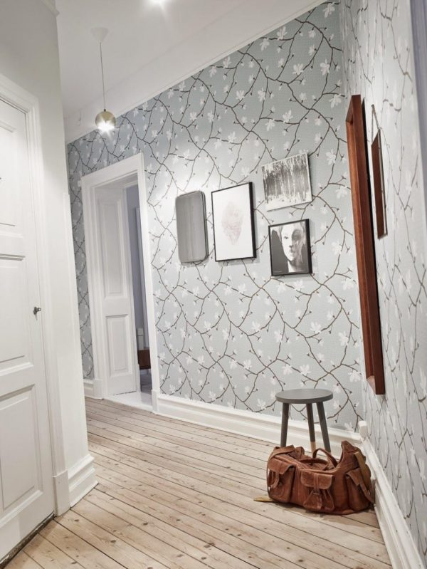 26 Hallway wallpaper decorating ideas  Little Piece Of Me